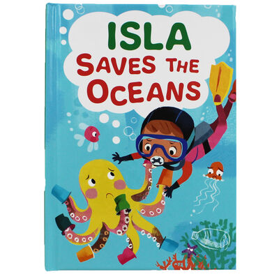 Isla Saves The Oceans image number 1