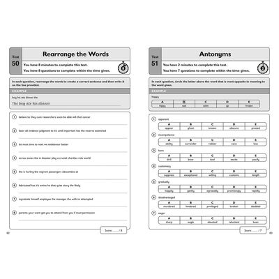Letts English And Verbal Reasoning - Ages 10-11 image number 2