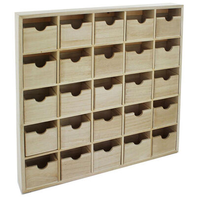 25 Drawer Cabinet image number 1
