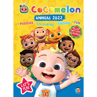 Cocomelon Official Annual 2022 image number 1