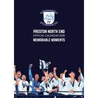 Preston North End Football Club Calendar 2020 image number 1