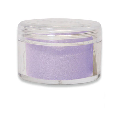 Sizzix Opaque Embossing Powder - Lavender Dust image number 1