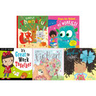 The Engaging Educational Bundle: 10 Kids Picture Books Bundle image number 3
