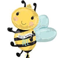 22 Inch Honey Bee Super Shape Helium Balloon