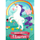 Unicorns 3-in-1 48 Piece Jigsaw Puzzle Set image number 2