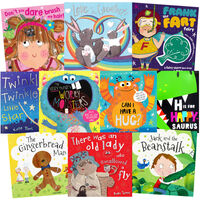 Happy Stories: 10 Kids Picture Books Bundle