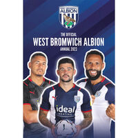 The Official West Bromwich Albion Annual 2022