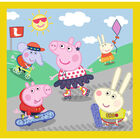 Peppa Pig 3-in-1 Jigsaw Puzzle Set image number 2