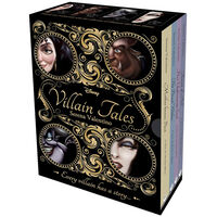 Disney Villain Tales: 4 Book Box Set