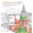 Landmarks Of The World Colouring Book image number 1