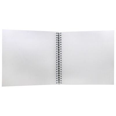 Create Your Own White Scrapbook - 12 x 12 Inches image number 2