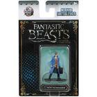 Newt Scamander Fantastic Beasts Nano Metal Figurine image number 1