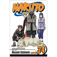 Naruto: Volume 34