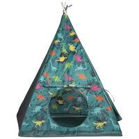 Dinosaur Teepee Tent