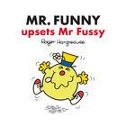 Mr Men: Mr Funny upsets Mr Fussy image number 1
