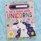 Let's Learn with Unicorns: Wipe Clean Activity Book image number 3