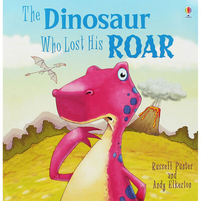 The Dinosaur Who Lost His Roar image number 1