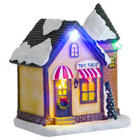 Resin Light-Up Toy Shop Figurine