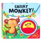 Cheeky Monkey Big Button Sound Book image number 1