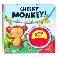 Cheeky Monkey Big Button Sound Book