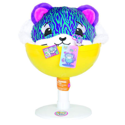 Pikmi Pops - Plush Tiger image number 2