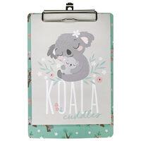 Koala Cuddles Clipboard
