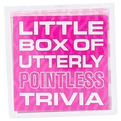 Little Boxes Of Trivia  image number 1