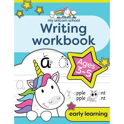 My Unicorn School Writing Workbook: Age 3‑5 image number 1