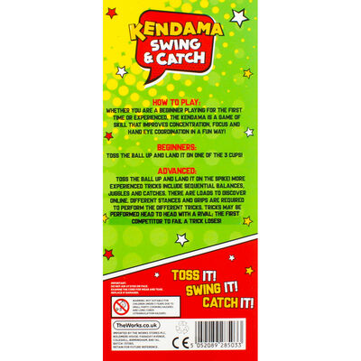 Kendama Swing and Catch Game image number 4