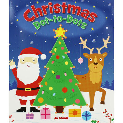 Christmas Dot-to-Dots image number 1