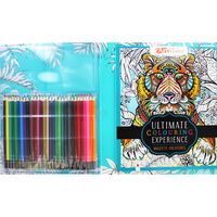 Ultimate Colouring Experience - Majestic Creatures