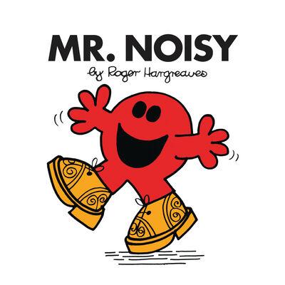 Mr Men: Mr Noisy image number 1