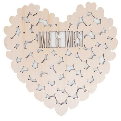 Wooden Wedding Wishes image number 2