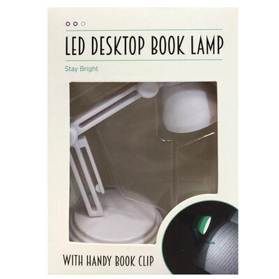 Assorted Mini LED Desktop Book Lamp image number 4