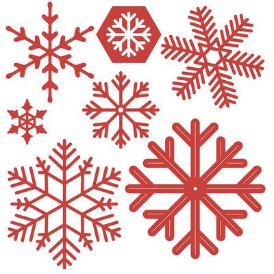 Snowflakes Metal Die Set image number 2