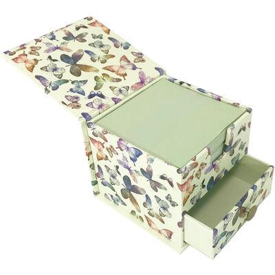 Butterflies Memo Cube image number 2