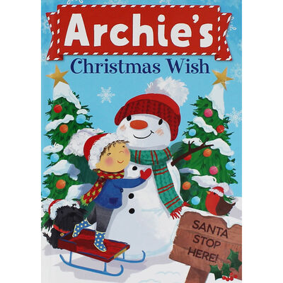 Archie's Christmas Wish image number 1