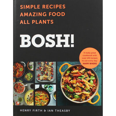 BOSH!: Simple Recipes Amazing Food All Plants image number 1