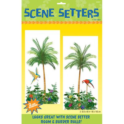 Palm Tree Party Scene Setter image number 1