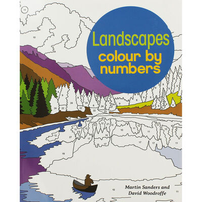 Landscape Colour by Numbers image number 1