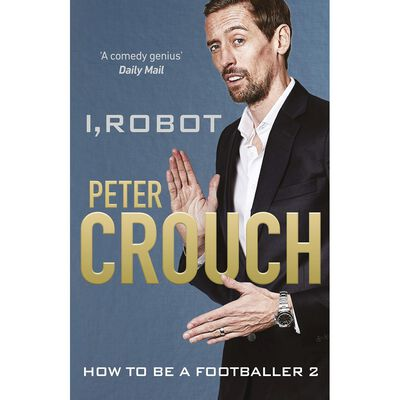 Peter Crouch: I Robot image number 1