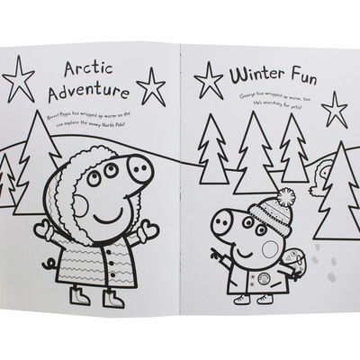 Peppa Pig: Peppa's Adventures Colouring Book image number 2