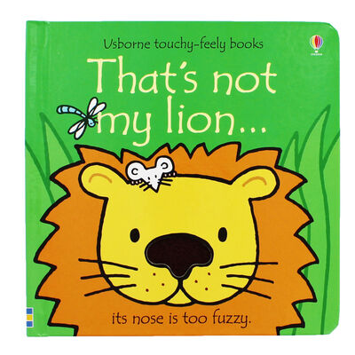 That's not my lion... image number 1