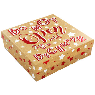 Medium Christmas Gift Box - Assorted image number 3