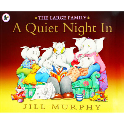 The Large Family: A Quiet Night In image number 1