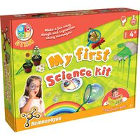 Science 4 You My First Science