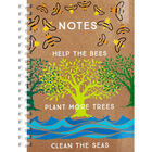 A4 Save The Bees Notebook image number 1