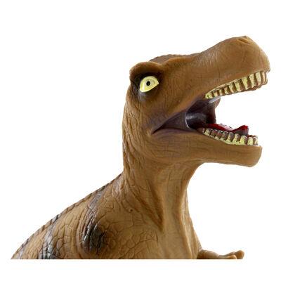 12 Inch Tyrannosaurus Rex Soft Dinosaur Figure image number 3