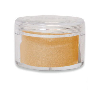 Sizzix Opaque Embossing Powder - Caramel Toffee image number 1