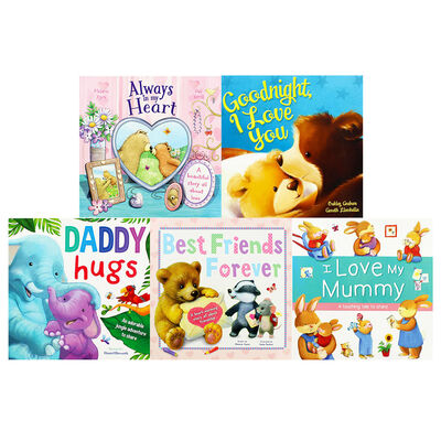 Lots of Love - 10 Kids Picture Books Bundle image number 3